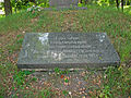 Братська могила учасників громадянської війни. Кількість похованих невідома.-Коростень.jpg