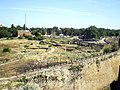 Вид з Акерманської фортеці на розкопки Тіри.jpg