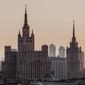 Вид на высотку на Кудринской площади, Дом Правительства РФ, гостиницу Radisson Royal.png