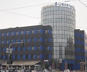 Professional Business School of Higher Education LIBERTAS - Image: Висока пословна школа Либертас