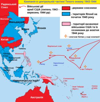 Кампанія в центральній частині Тихого океану (1943–1944) — Вікіпедія b54701d34a41d