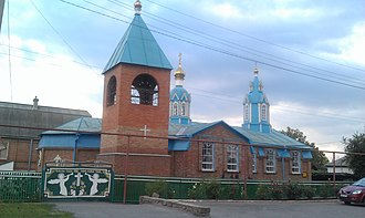 Oktyabrsky District, Rostov Oblast - Church of the Archangel Michael, Oktyabrsky District