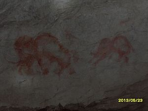 Shulgan-Tash Nature Reserve - Human record of Mammoths, in Kapova Cave