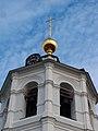 Колокольня с часами, в Николо-Пешношском монастыре.jpg