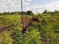 Мост над железной дорогой Магнитогорск - Карталы - panoramio.jpg