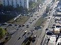 Над станцией метро Оболонь.jpg