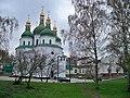 Ніжин .Миколаївський собор у цвіті.JPG