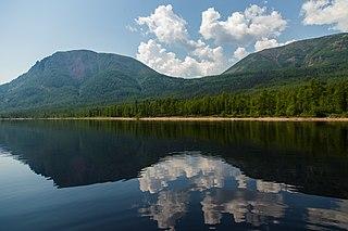 Aldan Highlands Mountain range in Russia
