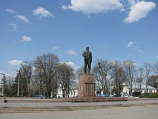 monument à Lénine