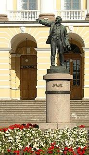 Vasily Kozlov (sculptor) Russian sculptor