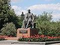 Памятник М.М.Коцюбинскому, Винница.JPG