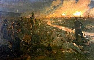 April Uprising of 1876 - The Turkish atrocities in Batak