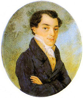 Kondraty Ryleyev Russian poet and noble