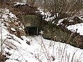 Тараканівський форт, підземний хід до казарми.jpg