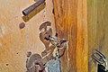 Церква Святого Юра, старовинний замок на дверях, м. Дрогобич, Львівська обл., Україна.jpg