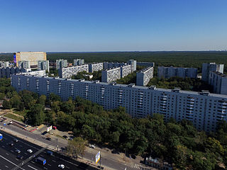 Yaroslavsky District, Moscow District in Moscow, Russia
