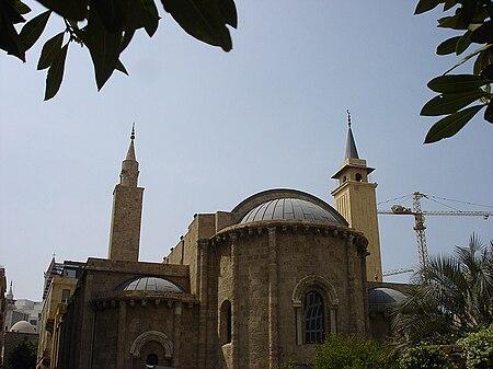 الجامع العمري الكبير.