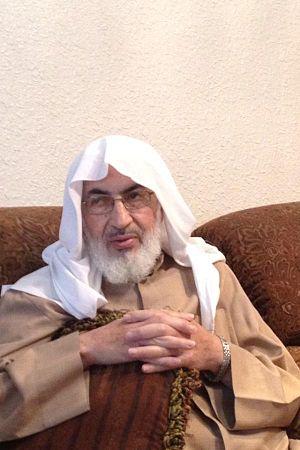 Umar Sulaiman Al-Ashqar - Image: عمر الأشقر