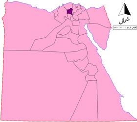 محافظة الغربية ويكيبيديا