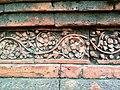 বাঘা মসজিদের দেয়ালে পোড়া মাটির ফলক (১৩).jpg