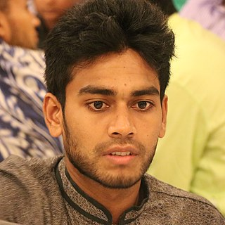 Mehedi Hasan Bangladeshi International Cricketer