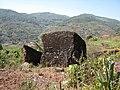 天然大石头big stone maybe made by volcano or flood - panoramio.jpg