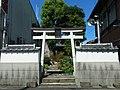 田辺市中屋敷町 八幡宮・辨財天宮 2012.8.22 - panoramio (1).jpg