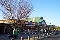 紀の川サービスエリア(下り線) Kinokawa SA 2014.1.03 - panoramio.jpg