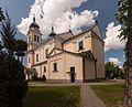 00800 Biłgoraj, kościół par. p.w. Wniebowzięcia NMP, 1 poł. XVIII, 2 poł. XIX, XX.jpg