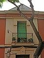 008 Casa al c. Creu Roja, 10 (Ripollet), detall.jpg