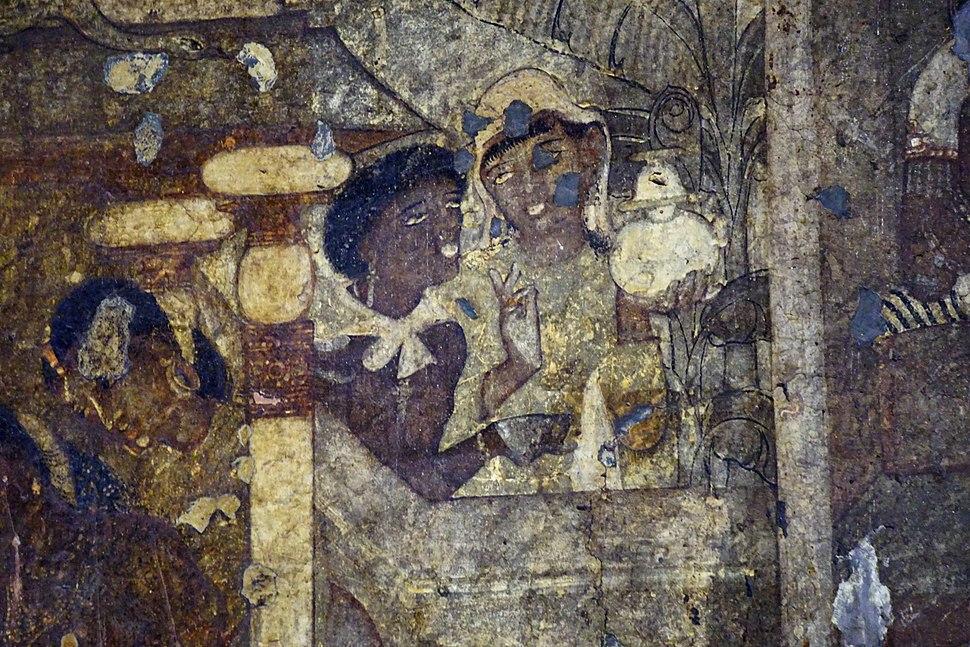 018 Cave 16, Bodhisattva Painting (34141156892)