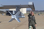 020404-F-EF792-012 188th FW Arkansas ANG First Female Fighter Pilot 2nd Lt Kristin L Bass preflights her F-16C aircraft.jpeg