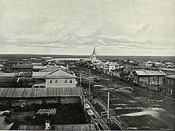 Skyline of Mariinsk