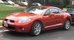 Mitsubishi Eclipse Coupé (2005–2008)