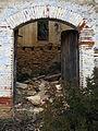 080 Casalot abandonat a Marmellar, porta.JPG