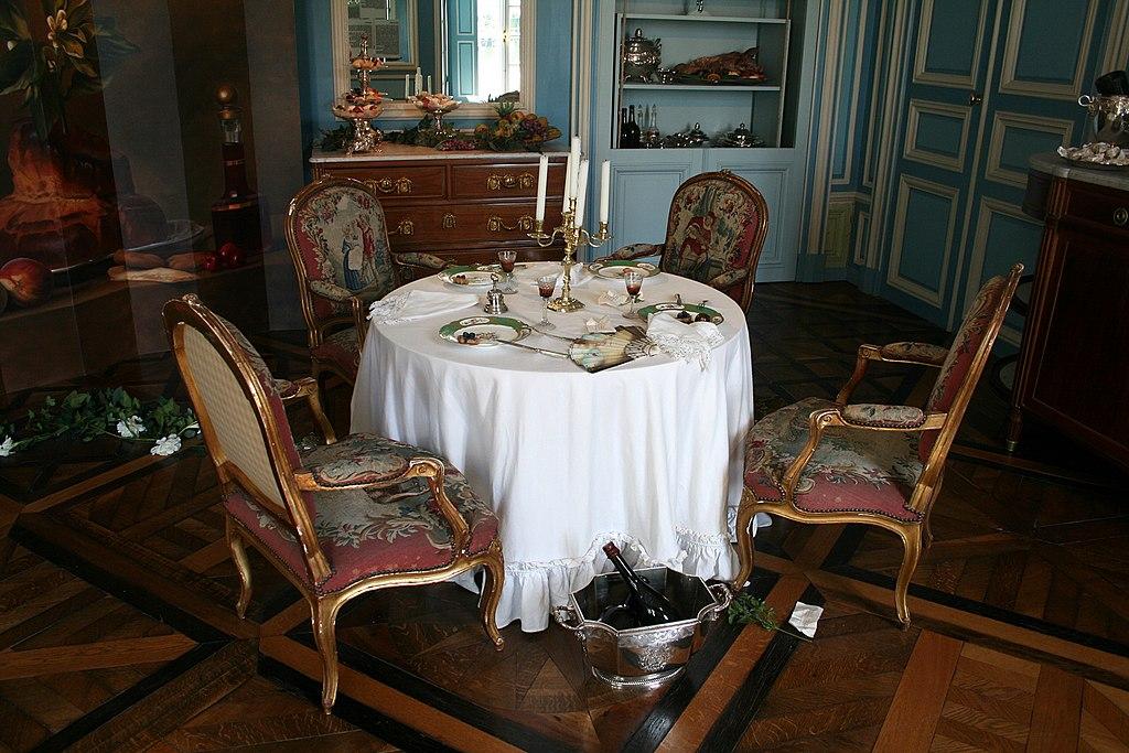 File Seneffe  La Salle  Manger Louis XvJpg  Wikimedia Commons
