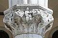 0 Venise, la Chasteté - Chapiteau 4-1 du Palais des Doges.JPG