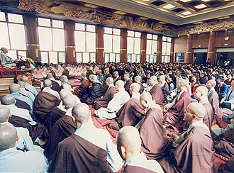 Women in Buddhism - A Dharma talk by Daehaeng Kun Sunim at the Jinju, South Korea, Hanmaum Seon Center