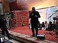 10.Presentation des projects de Wikimedia pendant la fete de Yennar Janvier 2020.jpg