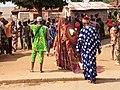 10 Janvier à Ouidah; Egoun goun en déambulation 04.jpg