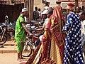 10 Janvier à Ouidah; Egoun goun en déambulation 05.jpg
