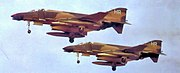 10th Tactical Fighter Squadron - McDonnell F-4D-29-MC Phantom 65-0780 65-0781