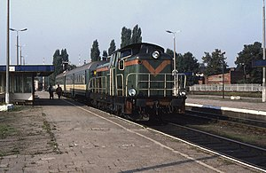 PKP class SP42 - Image: 11.09.95 Brodnica SP42 058 (6107424536)