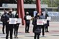 11 Protesters in Geneva demand the release of Armenian POWs, 15 April 2021.jpg