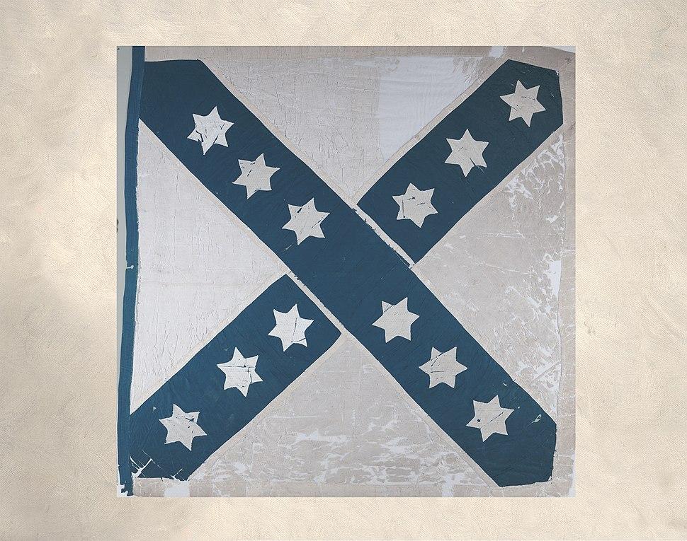 11th Mississippi Infantry Regiment battle flag army.mil-2008-09-10-145530