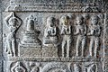 12th century Airavatesvara Temple at Darasuram, dedicated to Shiva, built by the Chola king Rajaraja II Tamil Nadu India (71).jpg
