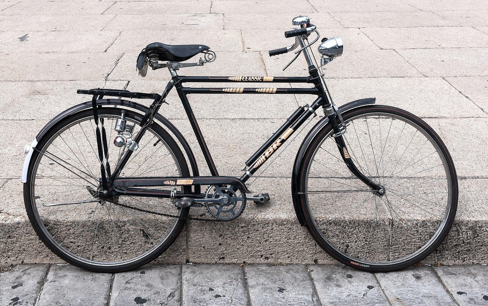 Fahrrad wikipedia for Bicicletta per tre persone