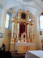 160313 Altar of Saint Stanislaus church in Luszyn - 01.jpg