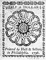 1776 Continental currency half dollar reverse.jpg