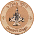 179th Expeditionary Fighter Squadron - Emblem.png
